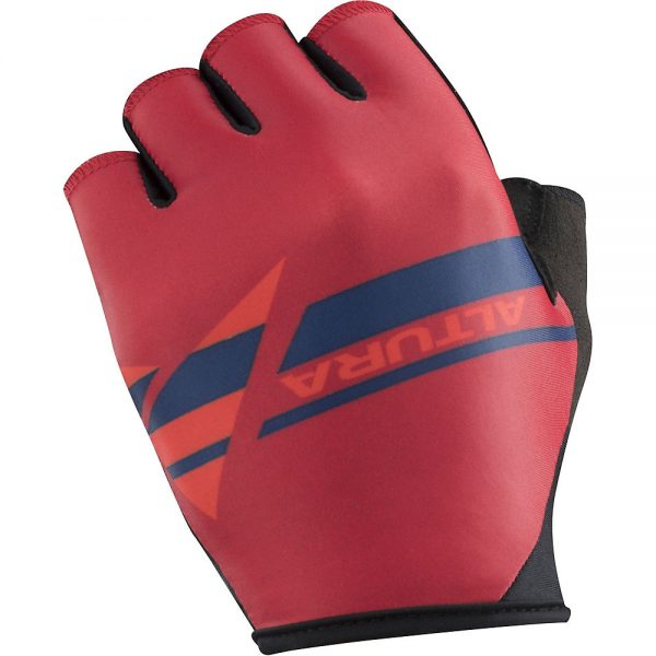 Altura Airstream Mitts - M - Red-Blue, Red-Blue