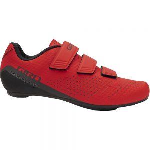 Giro Stylus Road Shoes 2021 - EU 42 - Red, Red
