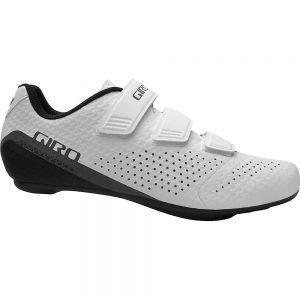 Giro Stylus Road Shoes 2021 - EU 42 - White, White