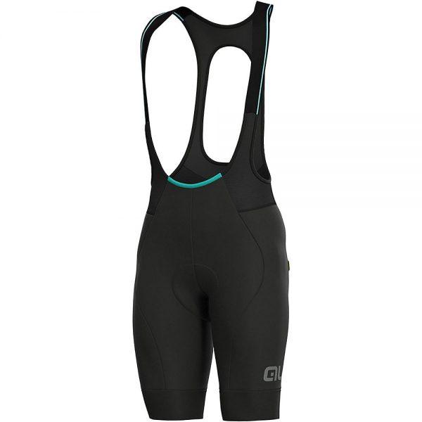 Alé Klimatik Cold Bib Shorts - L - Black, Black