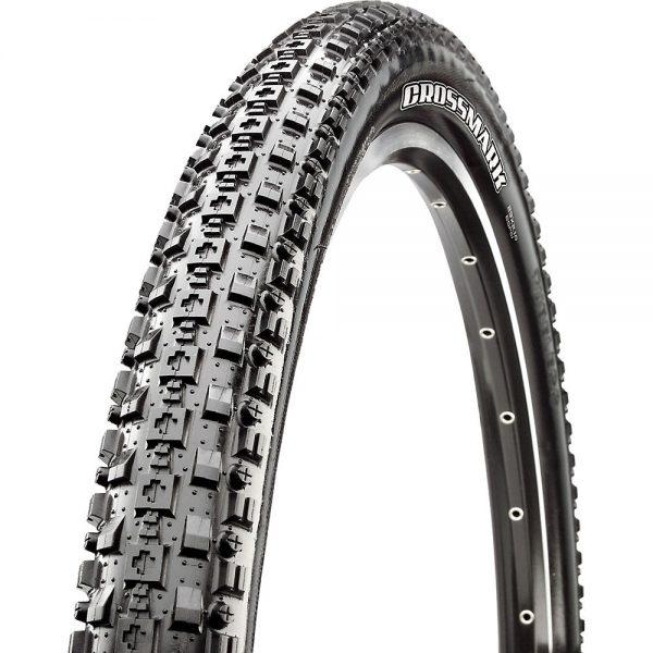 Maxxis Crossmark MTB Tyre - Folding Bead - Black, Black