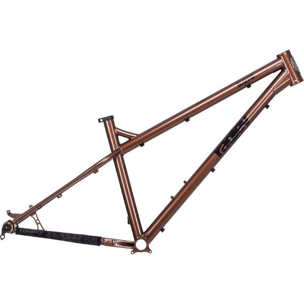 Ragley Blue Pig Hardtail Frame (2021) 2021 - Copper - Gold - S, Copper - Gold