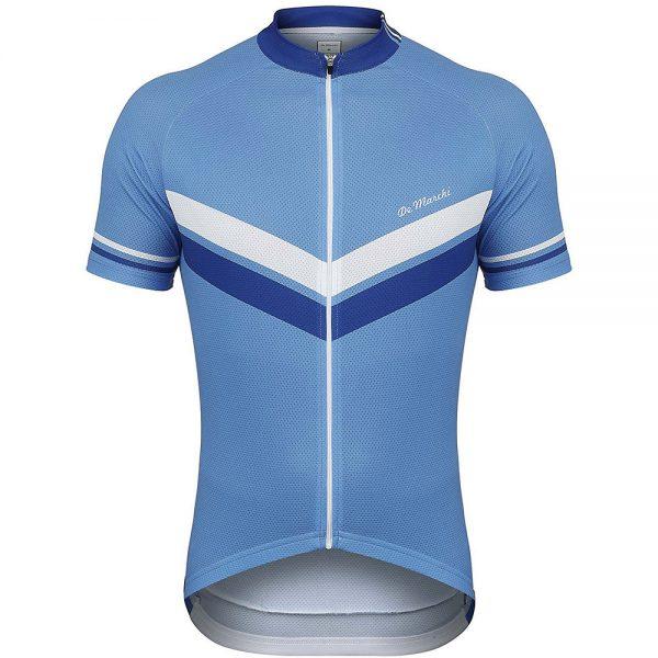 De Marchi Granturismo Jersey - S - Blue, Blue