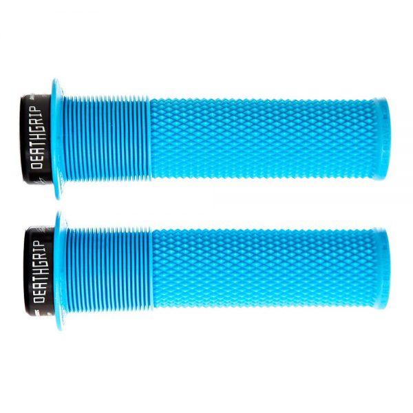 DMR Brendog Death Grip MTB Grips - 135mm - Blue, Blue
