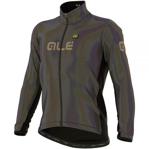 Alé Iridescent Reflective Jacket - L, Iridescent