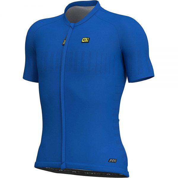 Alé REV1 MC Cooling Jersey - XXXL - Blue, Blue
