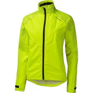 Altura Women's Nightvision Storm WP Jacket - UK 10 - Hi Viz Yellow, Hi Viz Yellow