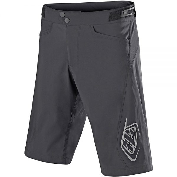 Troy Lee Designs Flowline MTB Shorts 2020 - 38 - Charcoal, Charcoal
