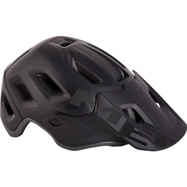 MET Roam MTB Helmet 2018 - S - Black-Red, Black-Red