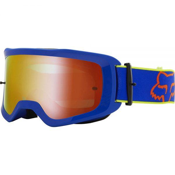 Fox Racing Main Oktiv Spark MTB Goggle (Mirror) - Blue, Blue