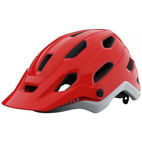 Giro Source MIPS MTB Helmet 2021 - M - Trim Red, Trim Red