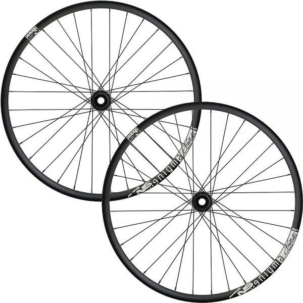 "NS Bikes Enigma Rock MTB Wheelset - Black - 27.5"" (650b), Black"
