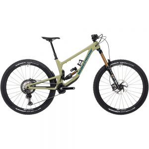 Nukeproof Giga 290 Factory Carbon Bike (XT) 2021 - Artichoke Green - M, Artichoke Green