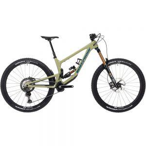 Nukeproof Giga 290 Factory Carbon Bike (XT) 2021 - Artichoke Green - S, Artichoke Green