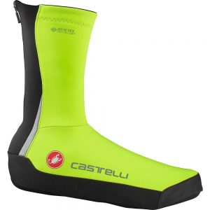Castelli Intenso UL Shoecovers Overshoes - M - Yellow Fluo, Yellow Fluo