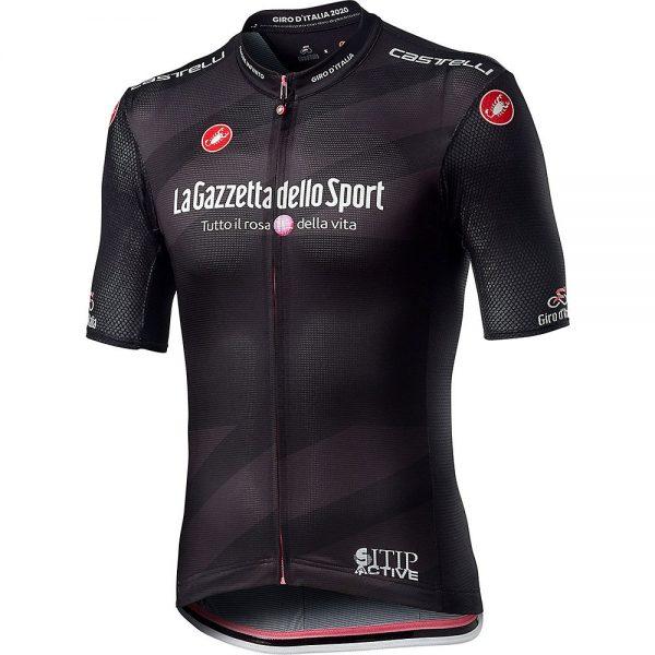Castelli Giro103 Competizione Jersey - M - Nero, Nero