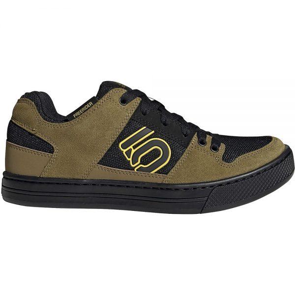 Five Ten Freerider MTB Shoes 2021 - UK 7.5 - Yellow-Green, Yellow-Green