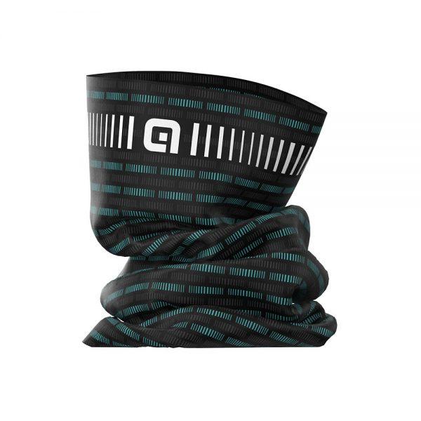 Alé Green Road Tubular - One Size - Black-White, Black-White