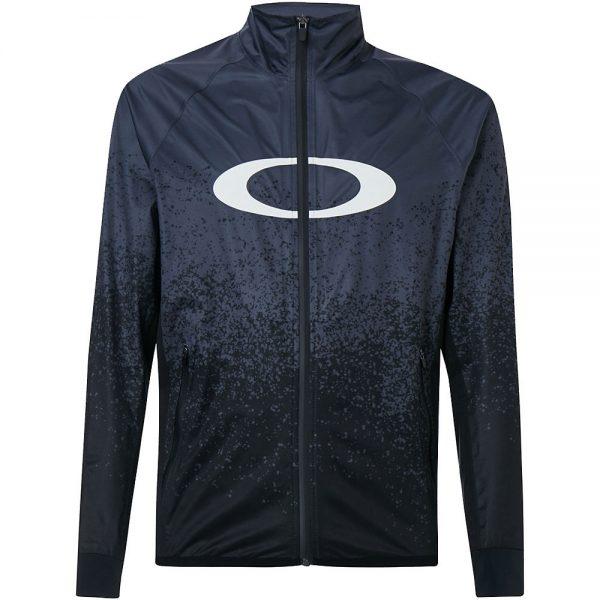 Oakley MTB Jacket - S - Grey Pixel Print, Grey Pixel Print