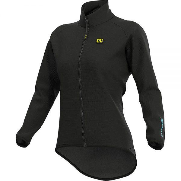 Alé Women's Klimatik Elements Jacket - XXL - Black, Black
