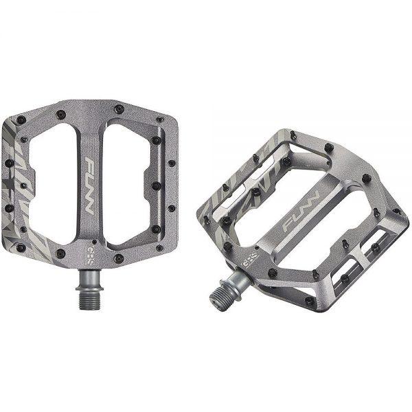 Funn Funndamental MTB Pedals - Grey, Grey