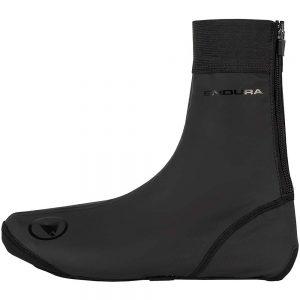 Endura FS260 Pro Slick Overshoes II - M - Black, Black