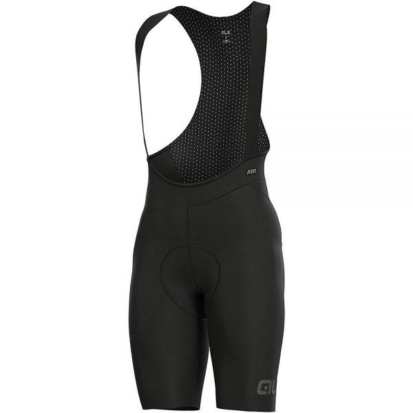 Alé REV1 Pro Race Bib Shorts - XL - Black, Black