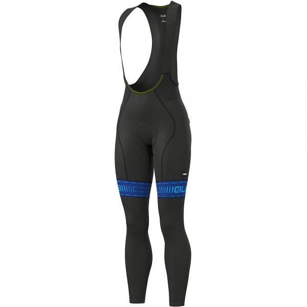 Alé Women's Graphics PRR Green Road Bibtight - XS - black-blue, black-blue