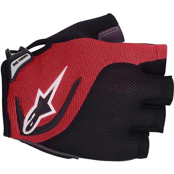 Alpinestars Pro-Light Short Finger Glove 2018 - XS - BLACK-RED, BLACK-RED