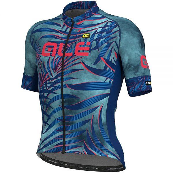 Alé Graphics PRR MC Sunset Jersey - S - Blue, Blue