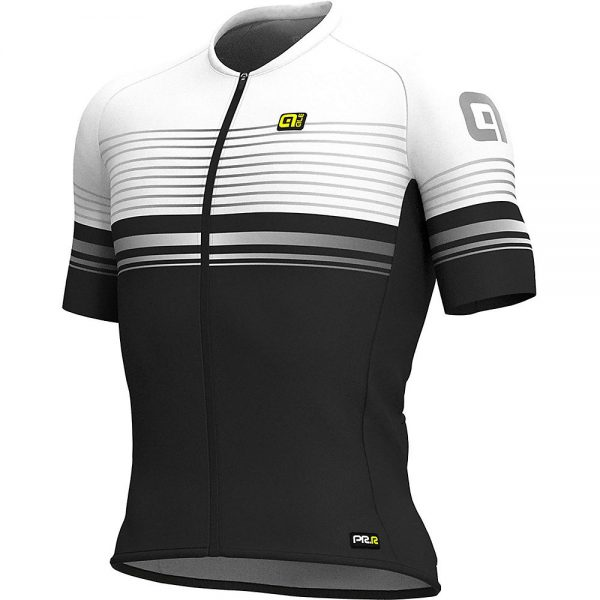 Alé Graphics PRR MC Slide Jersey - XL - Black-White, Black-White