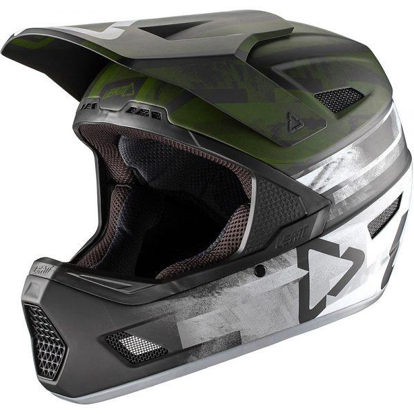Leatt DBX 3.0 DH V20.1 Helmet - XL - Forest, Forest