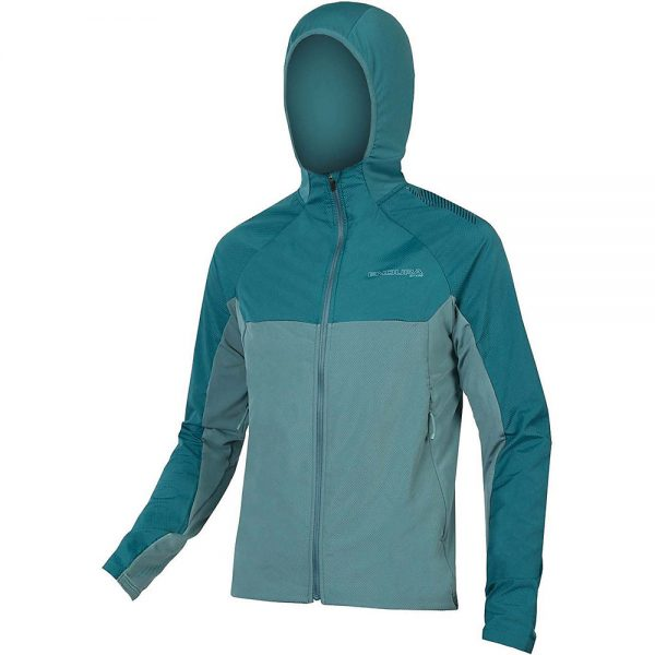 Endura MT500 Thermal Long Sleeve MTB Jersey II - L - Moss, Moss