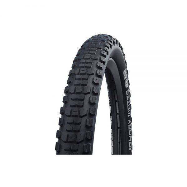 Schwalbe Johnny Watts Performance MTB Tyre - n-a - Black, Black
