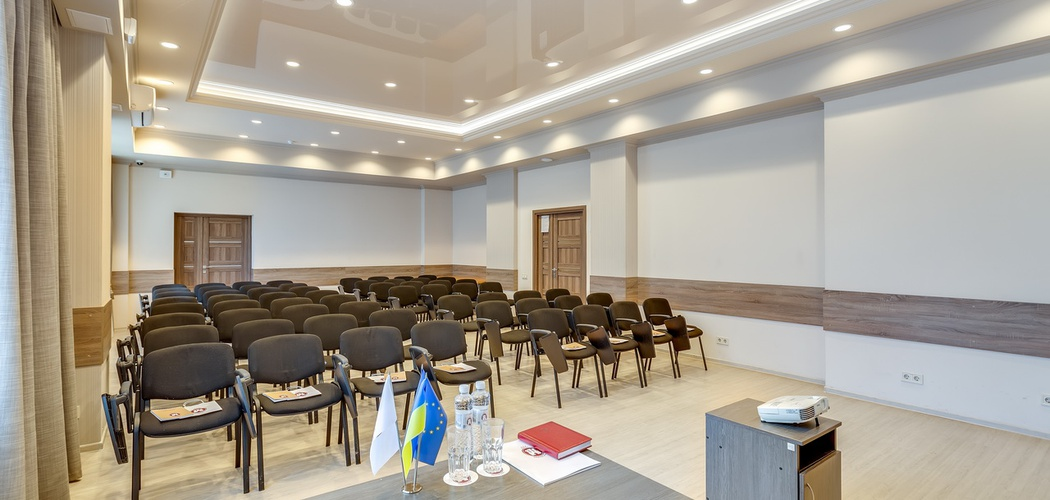 Alliance Alpha Conference Hall