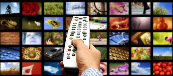 The list of TV channels