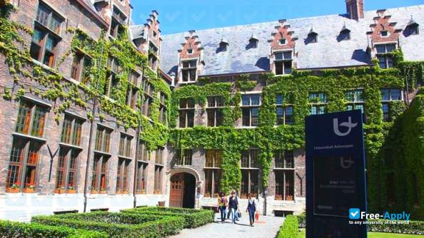 University Of Antwerp Free Apply Com
