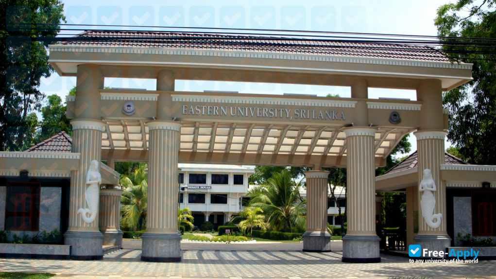 Eastern University of Sri Lanka - Free-Apply.com