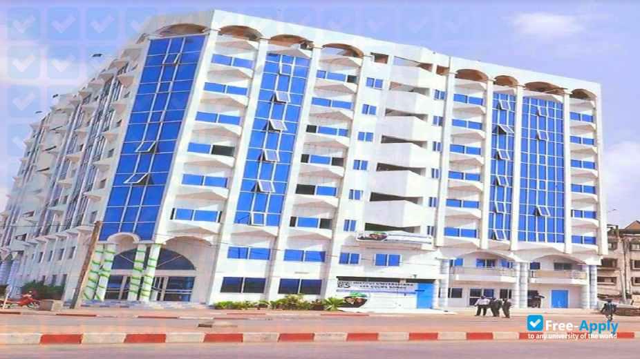 Courses Sonou University - Free-Apply com