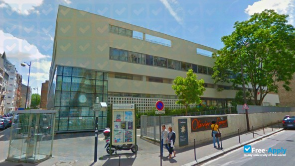 National School Of Applied Arts And Crafts Olivier De Serres