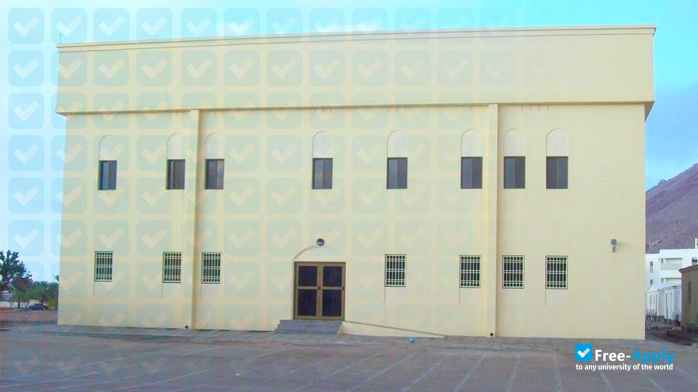 Nizwa College of Technology - Free-Apply com