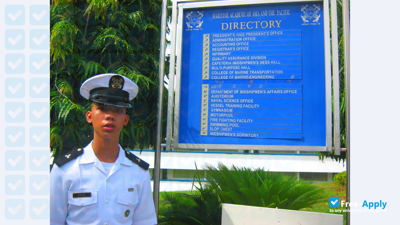 Maritime Academy of Asia and the Pacific Kamaya Point - Free-apply com