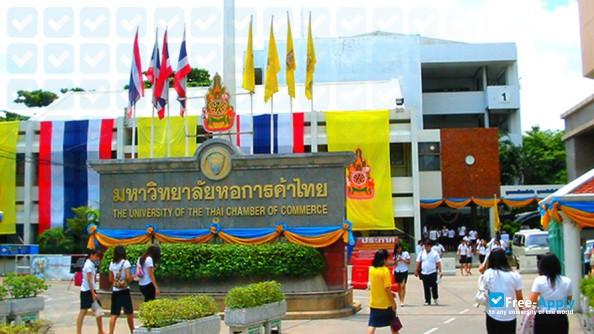 University of the Thai Chamber of Commerce - Free-Apply com