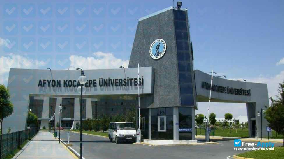 Afyon Kocatepe University Free Apply Com