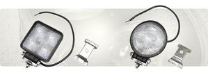 Светодиодное освещение уже и на вилочных погрузчиках Toyota