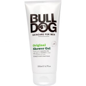 Bulldog Original Shower Gel, 200 ml Bulldog Suihku- & Kylpytuotteet miehille