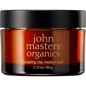 John Masters Sculpting Clay Medium Hold, 60 g John Masters Organics Hiusvahat