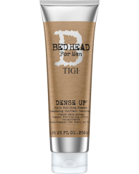 Bed Head for Men Dense Up Shampoo, 250ml