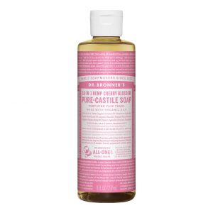 Pure Castile Liquid Soap, 240 ml Dr. Bronner's Saippuat