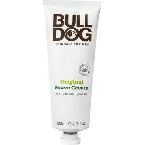 Bulldog Original Shave Cream, 100 ml Bulldog Parranajogeelit